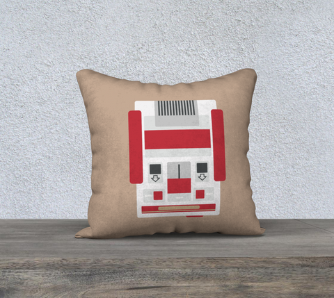 Famicom Pillow (Beige)