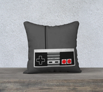 NES Controller Pillow (Gray)