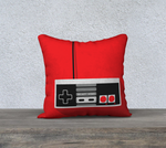 NES Controller Pillow (Red)
