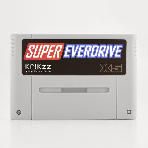 Krikzz's Super EverDrive X5