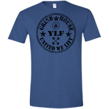 YLF Grind House Slim-fit Softstyle T-Shirt