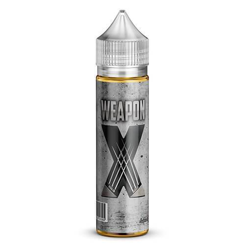 All The Menthols eJuice - Weapon X