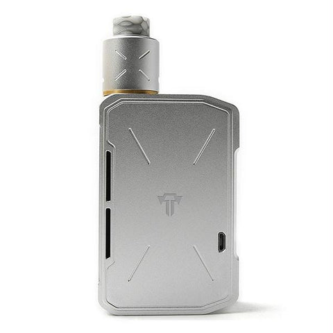 Tesla Invader Iv 280w Vape Starter Kit W/ 20700 Batteries