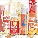 I LOVE POPCORN & TAFFY BUNDLE