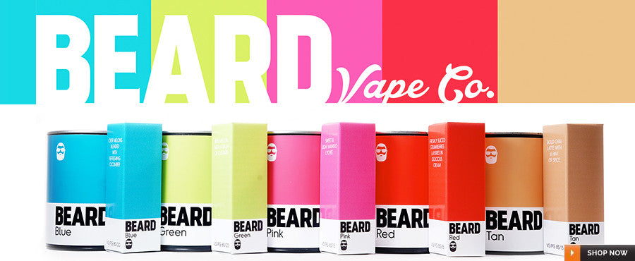 Beard Vape Co. eJuices