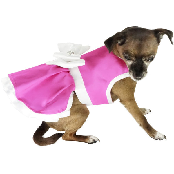 Bella Poochy Party Dress for Dogs - Lavish Pets