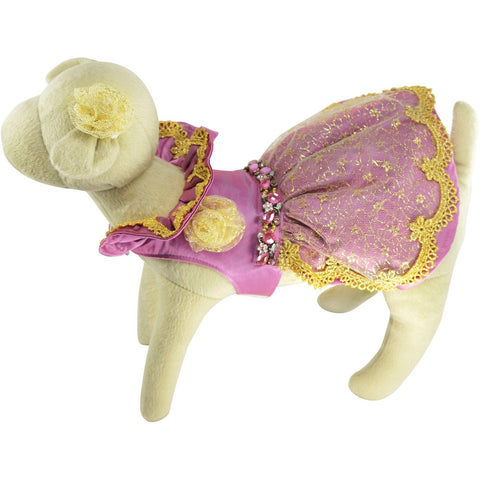 Bella Poochy Princess Dress for Dogs