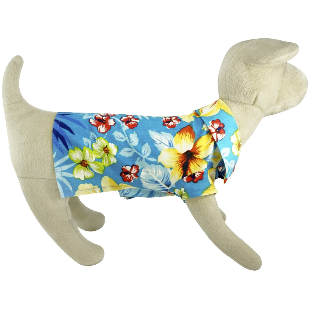 BARK Hawaiian Shirt - Lavish Pets