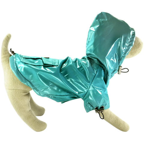 BARK Raincoat w/Pocket