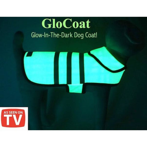GLOTURE Glow-In-The-Dark Reversible GloCoat - Lavish Pets