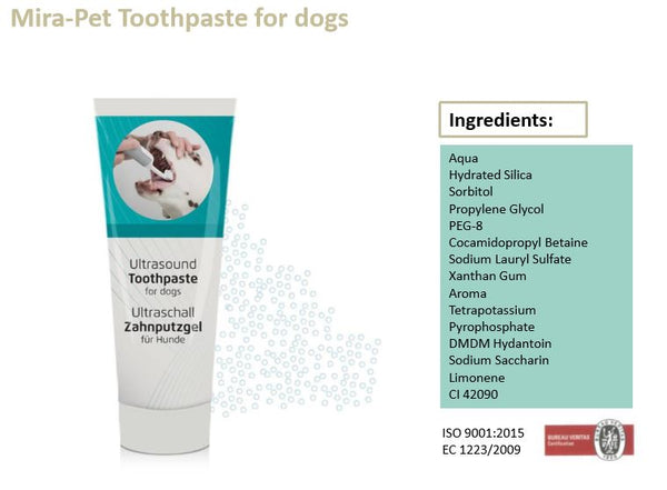 Mira-Pet Toothpaste For Dogs - Lavish Pets