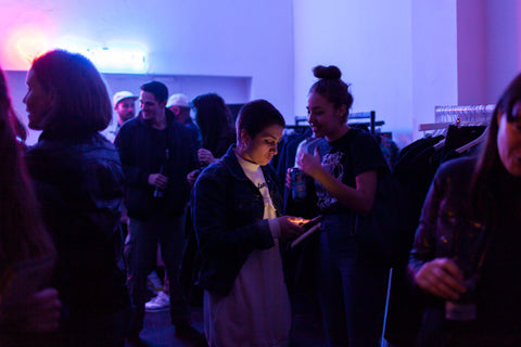 Hackney Pop Up Launch Party
