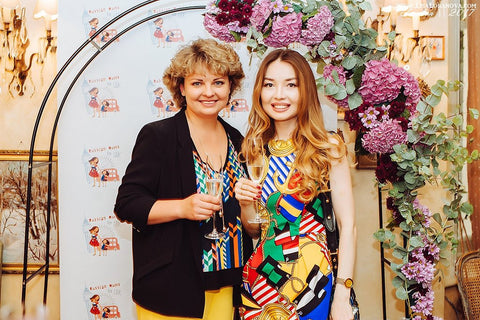 Russian mums in UK LubiMenya