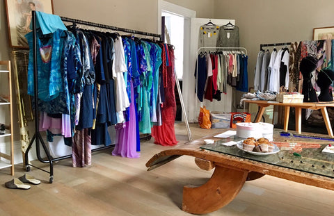 Summer Pop Up Showroom Gloucester road London