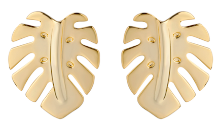 MeMe London Beverly Hills earrings gold