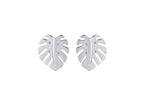 MeMe London Beverly Hills earrings white gold