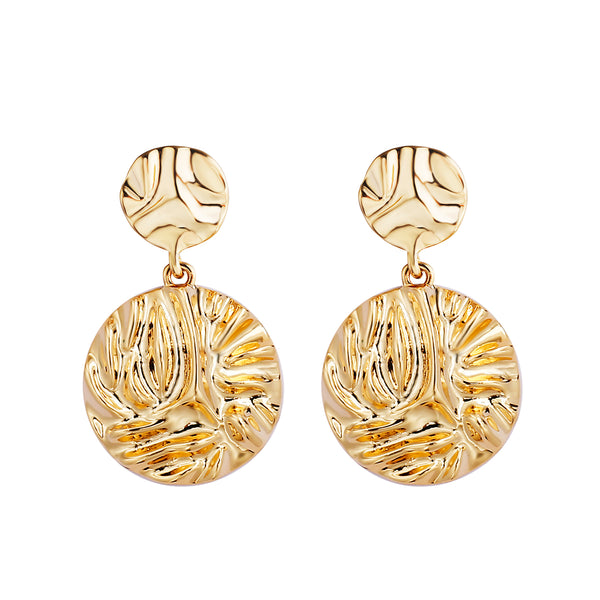 MeMe London Cora Earrings - Gold