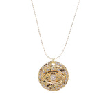 MeMe London Cosette Necklace - Gold