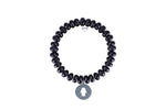 MeMe London High Five Bracelet with White Gold