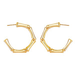 MeMe London Lucy Earrings - Gold
