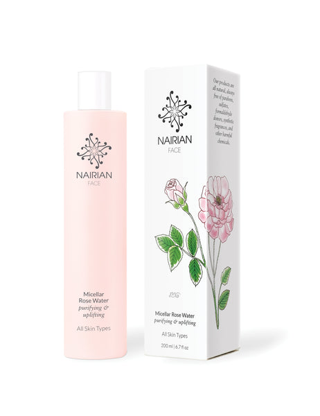 Nairian Rose Micellar Water 200ml