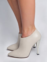 Ganor Dominic London - Art Booties Muse - Beige