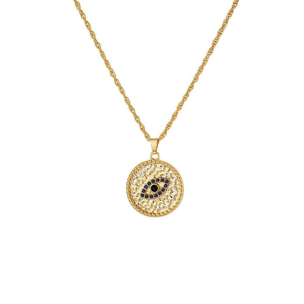 MeMe London Cygnus Necklace Gold