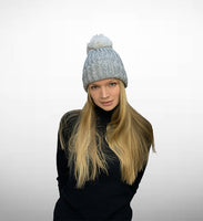 HPI OF Sweden - Hat - With Fur Pompon