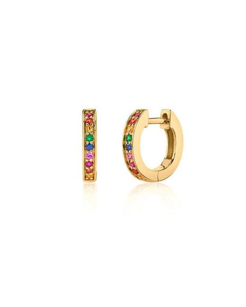 MeMe London Alvira Earrings Gold