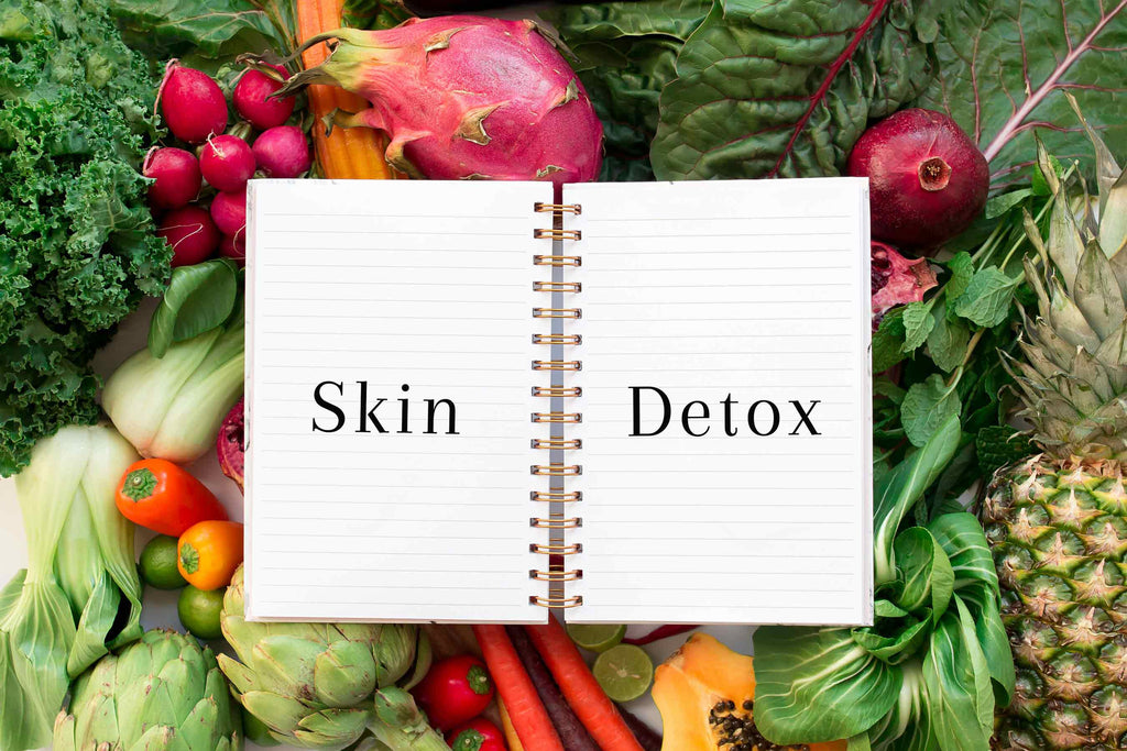 How To Detox Your Skin - The 7 Day Beauty Plan To Clear & Revitalize Your Complexion Naturally