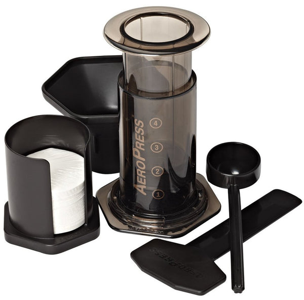Aeropress and accessories