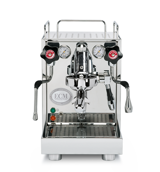 ECM Mechanika Slim Coffee Machine
