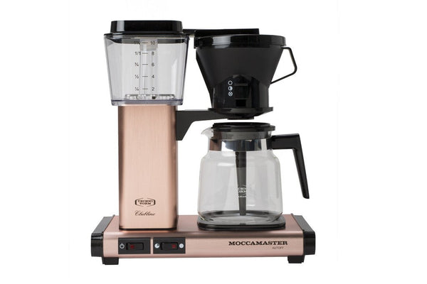 Copper Technivorm Moccamaster KB741AO
