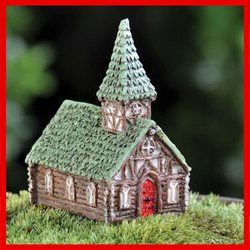 Micro Woodland Church