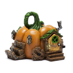 Fairy Garden  Pumpkin Carriage Fairy House GT659 - Fairy Garden Fun