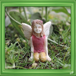 Fairy Garden  Itty Bitty Fairy Belle - Fairy Garden Fun