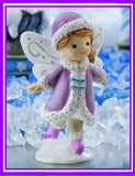 Fairy Garden  Snow Fairies Set of 3 Fairies  GC364 - Fairy Garden Fun
