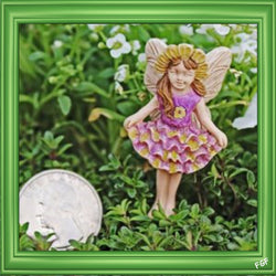 Fairy Garden  Itty Bitty Fairy Brandy  1203 - Fairy Garden Fun
