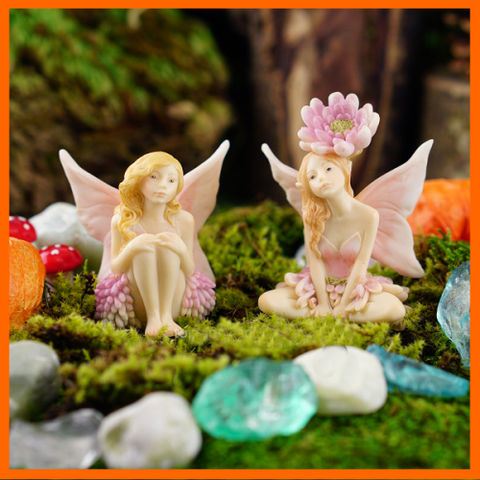 Fairy Garden  Flower Fairies - Fairy Garden Fun