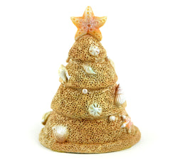 Fairy Garden  Beach Sand Christmas Tree - Fairy Garden Fun