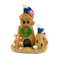 Fairy Garden  Beach Christmas Sand Sand Castle - Fairy Garden Fun