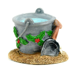 Fairy Garden  Beach Christmas Sand Pail - Fairy Garden Fun