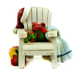 Fairy Garden  Beach Christmas Chair - Fairy Garden Fun