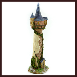 Fairy Garden  Fairy Tale Castle Tower - Fairy Garden Fun
