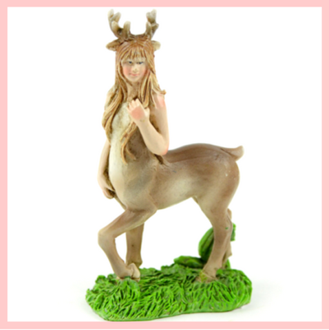 Fairy Garden  Female Centaur - Fairy Garden Fun