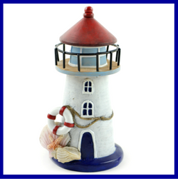 Fairy Garden  Beach Mermaid Lighthouse - Fairy Garden Fun