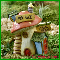 Fairy Garden  Pixie Place House 287 - Fairy Garden Fun