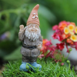 Fairy Garden  Itty Bitty Billy the Gnome - Fairy Garden Fun