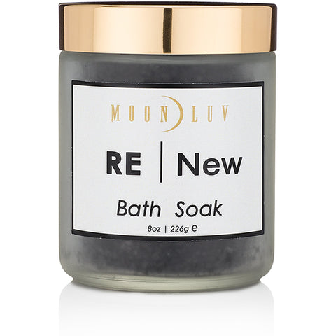 Re | New Bath Soak | Moon Luv Bath Soaks
