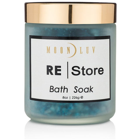 Re | Store Menthol & Eucalyptus Bath Soak